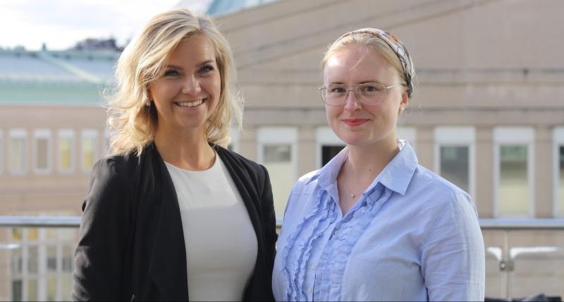 Ida och Ida rekryteras till Sustainergies