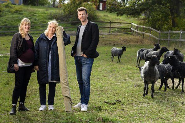 Marika Haeggman, Eva Karlsson och Fredrik Moberg är några av namnen bakom rapporten.