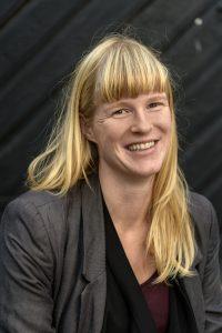Marika Haeggman.