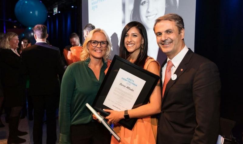 Swecochef utses till Årets Kraftkvinna