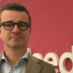 Niclas Persson, vd Deedster och krönikör i Miljö & Utveckling