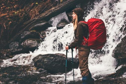 Ny forskning: Vattenavvisande kemikalier onödiga i friluftskläder