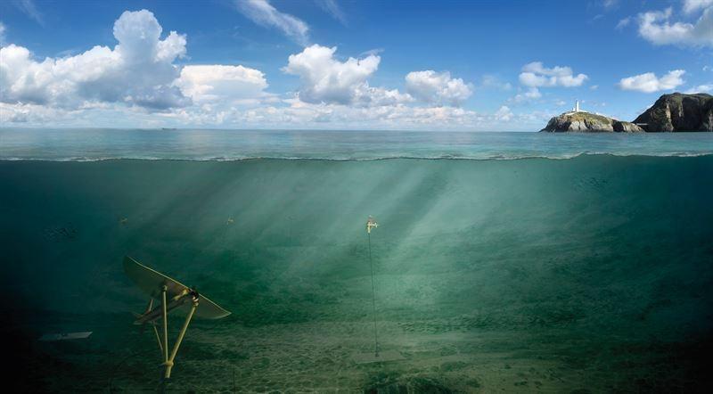 Ny innovation: Tidvattenel blir verklighet
