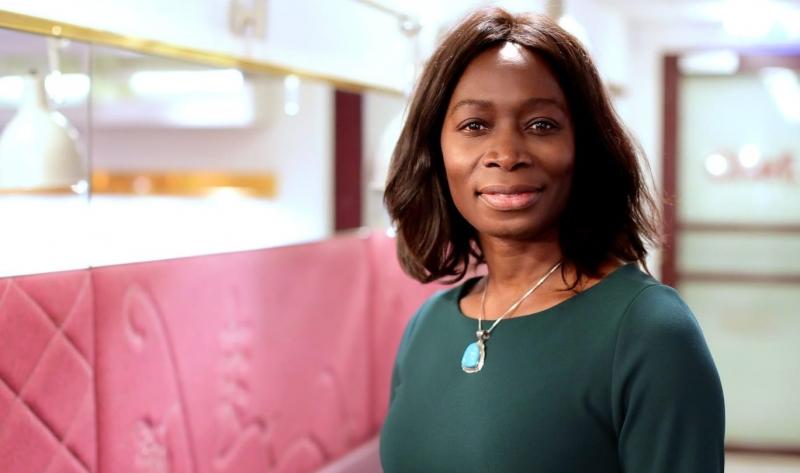Nyamko Sabuni vinner priset Årets mångfaldschef