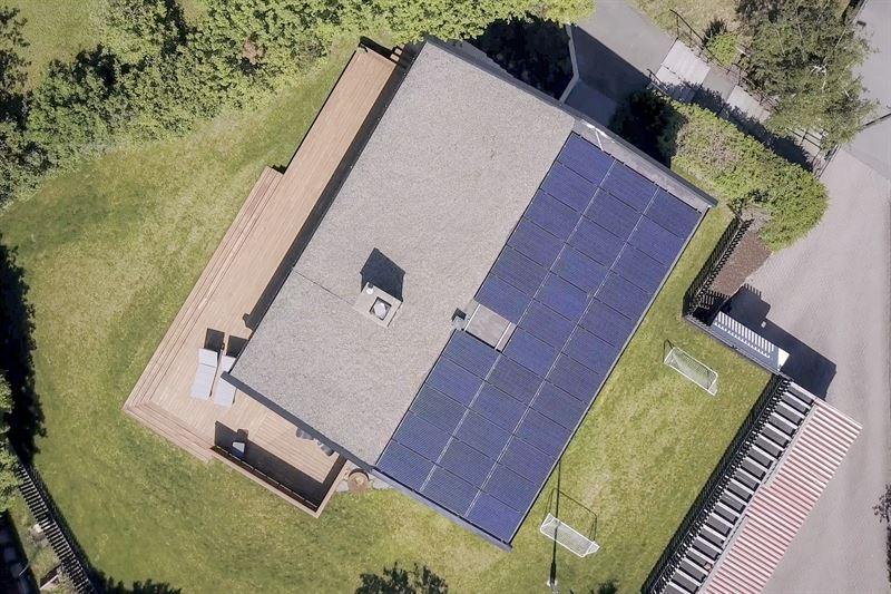 Svenska solcellsmarknaden kan nå rekordsiffror