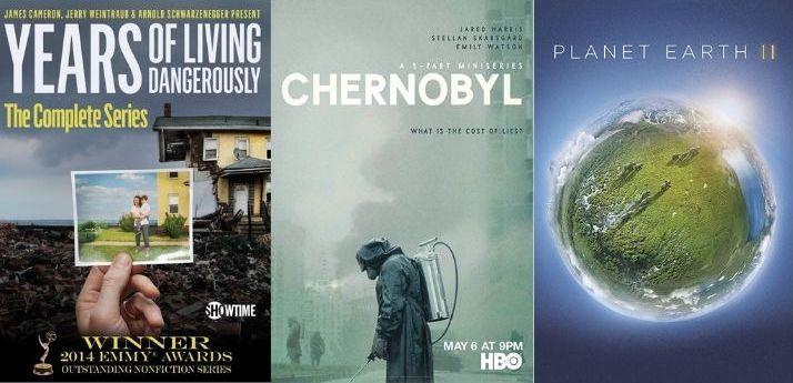 Fem tv-serier för hållbarhetsintresserade