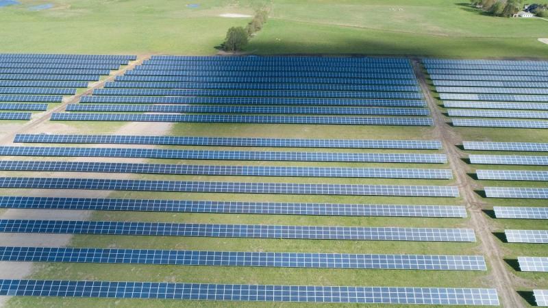 Mer solkraft till Skåne