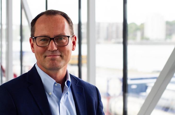 Han ska leda Stena Recyclings verksamhet i Sverige