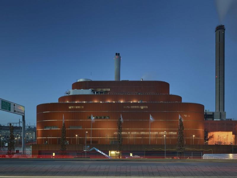 Nu ska koldioxid fångas in i Stockholm