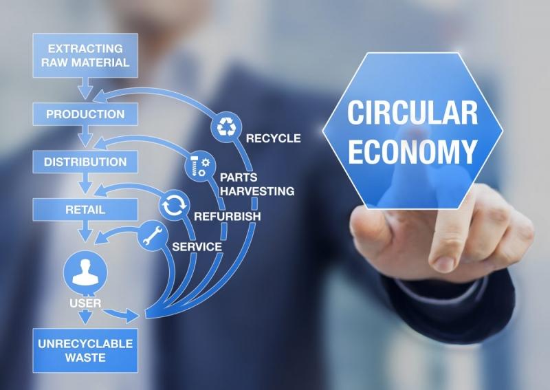Stort intresse för standardisering av cirkulär ekonomi