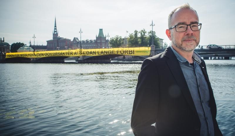 """Greenpeace sågar regeringens miljöbudget: """"Tiden för misslyckanden är förbi"""""""