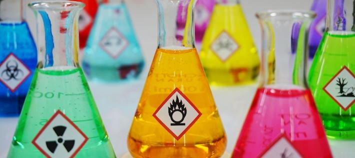 Kemikalierna som förbjuds 2020