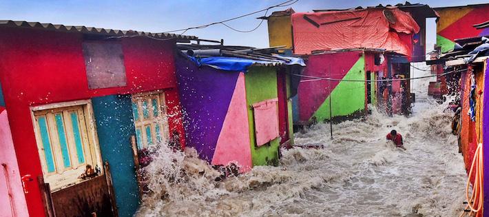 Världens bästa miljöfotografer: Här är klimatförändringarna i bilder