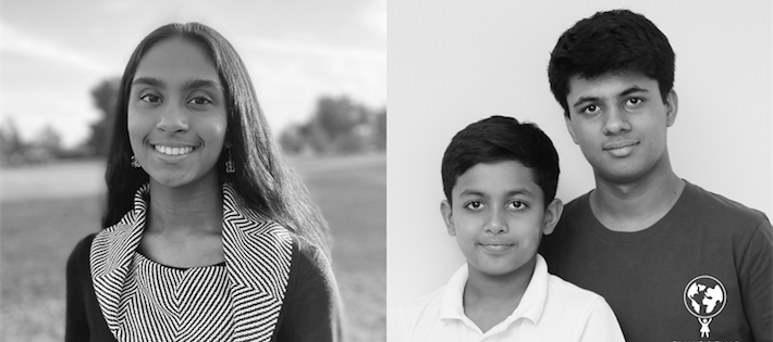 Här är barnen som vinner Children's Climate Prize 2019