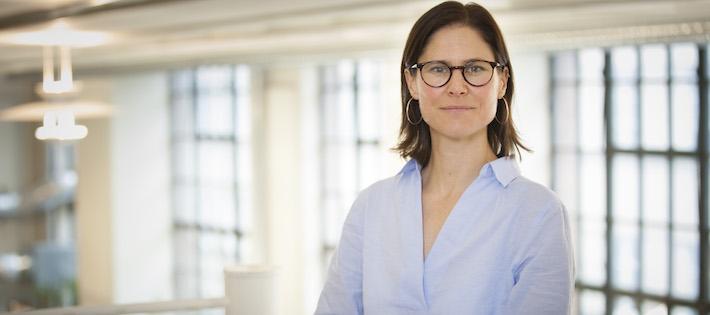 Johanna Sandahl till nytt toppjobb