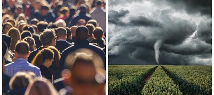 Svenskar mest optimistiska inför klimathotet