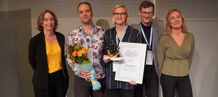 De vinner Miljöstrategipriset 2019