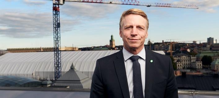 Bostadsminister Per Bolund: Klimatmålen kräver förändringar