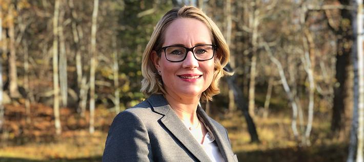 Hon lämnar Stockholms stad – blir vd för Geoforum
