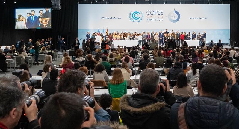 Klimatmötet flyttas på grund av corona