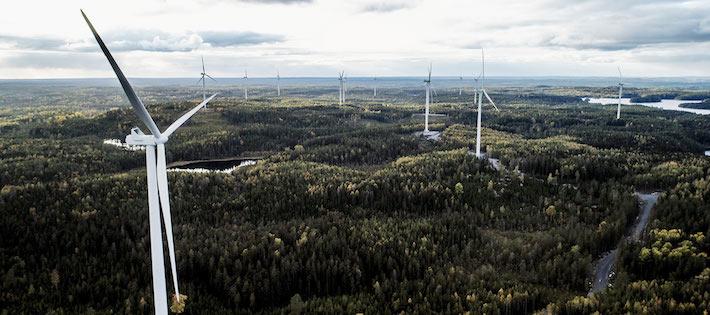 Stenas största vindpark ska byggas i Mönsterås