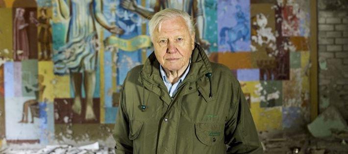 Attenborough gör comeback i personlig dokumentärfilm