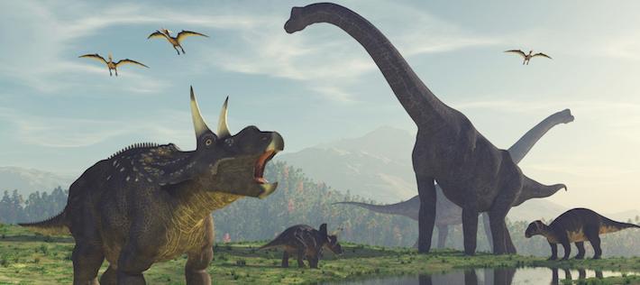 Människans energifotavtryck lika stort som en dinosauries