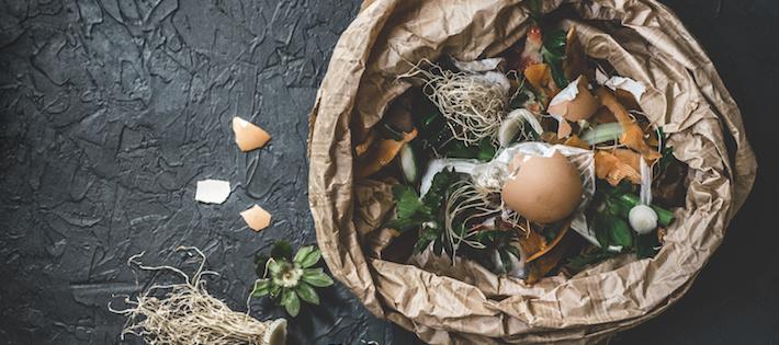 Fyra Globen – så mycket matavfall slänger svenskar