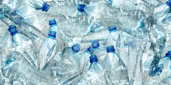 Trögt för bioplast