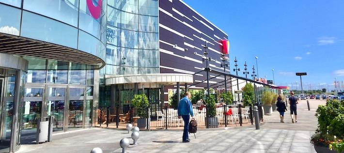 Köpcentrum vill nå netto-noll energianvändning till 2023