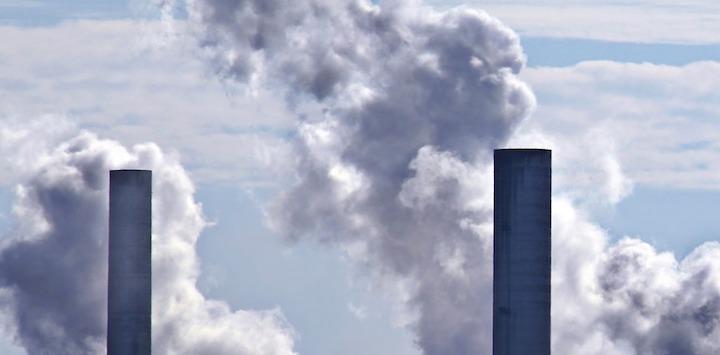 Rekordminskning för utsläpp från EU:s elsektor