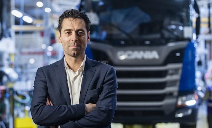 Så möter Scania klimatutmaningen