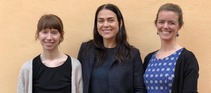 Tre nya klimatexperter till GoClimateNeutral