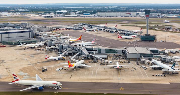 Heathrow-dom tvingar brittiska regeringen att ta hänsyn till Parisavtalet