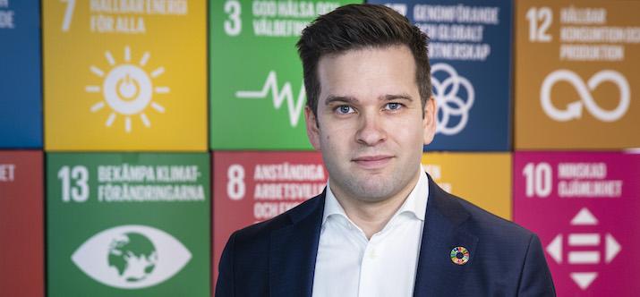 Agenda 2030-samordnaren: Läget helt förändrat