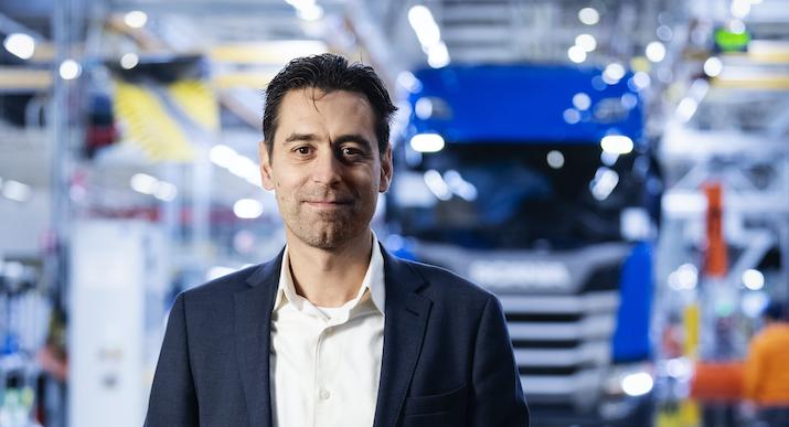 Hållbarhetsarbete: Så bidrar Scania i coronakrisen