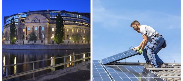 Små satsningar på klimat och miljö i vårändringsbudgeten