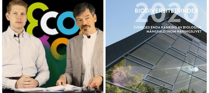 Biologisk mångfald underprioriterad för svenska bolag