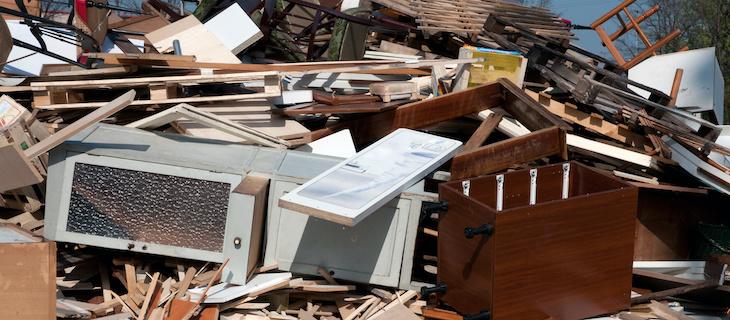 Nytt statligt ramavtal ska ge färre möbler på tippen