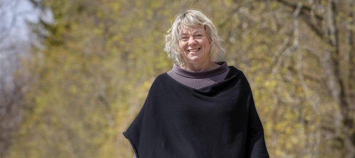 Hon ska göra Norrland till en klimatpositiv zon