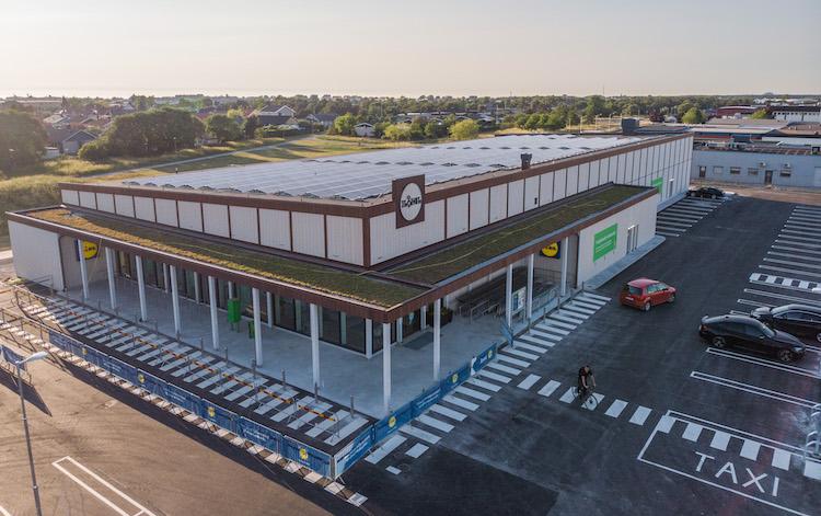 Nu öppnas dörrarna till första klimatneutrala butiken