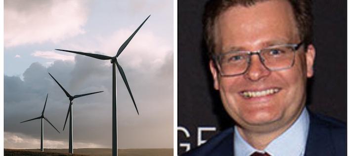 Han blir ny vd för Svensk Vindenergi