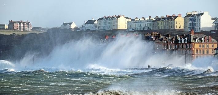 Stora besparingar med skydd mot stigande havsnivåer