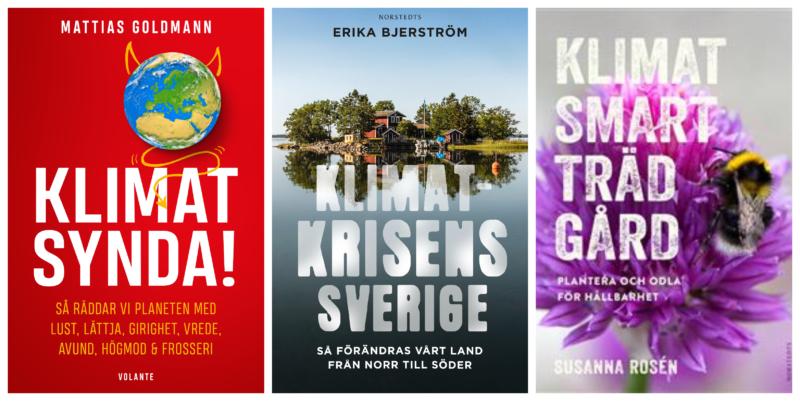 Boktips: Sju miljöböcker från vårens utgivning