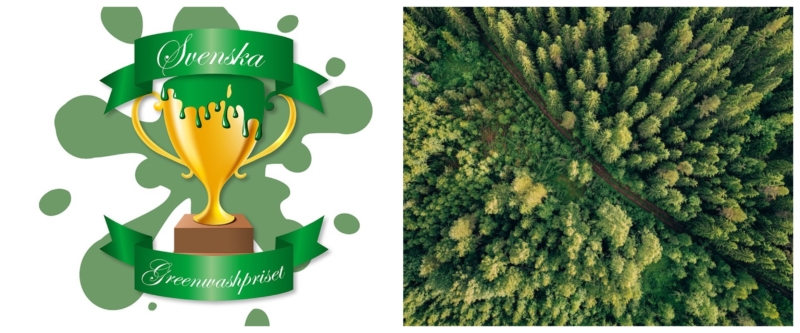 Greenwashpriset 2020 till Sveaskog