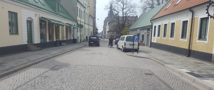 Så jobbar Lund för mer hållbara transporter