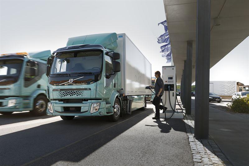 Samarbete med Volvo ska minska Icas klimatutsläpp