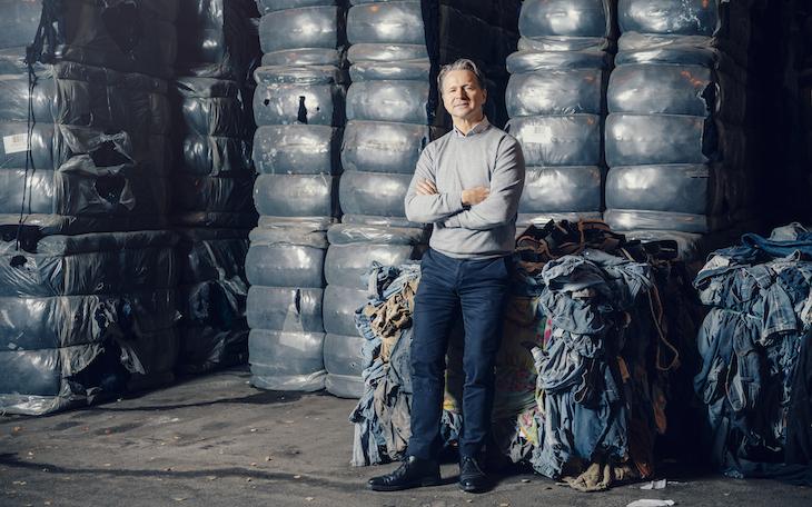 Renewcell vill revolutionera textilindustrin
