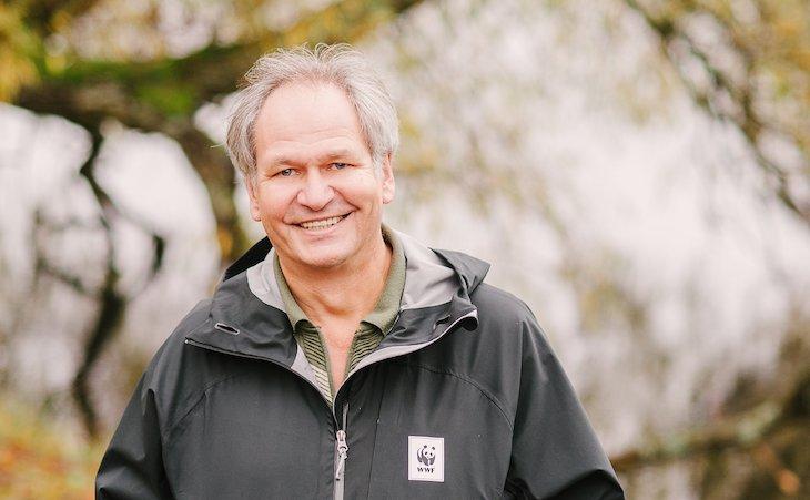 Peter Westman till Miljöstrategiprisets jury