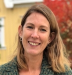 Johanna Sennmark, miljöchef SLU.